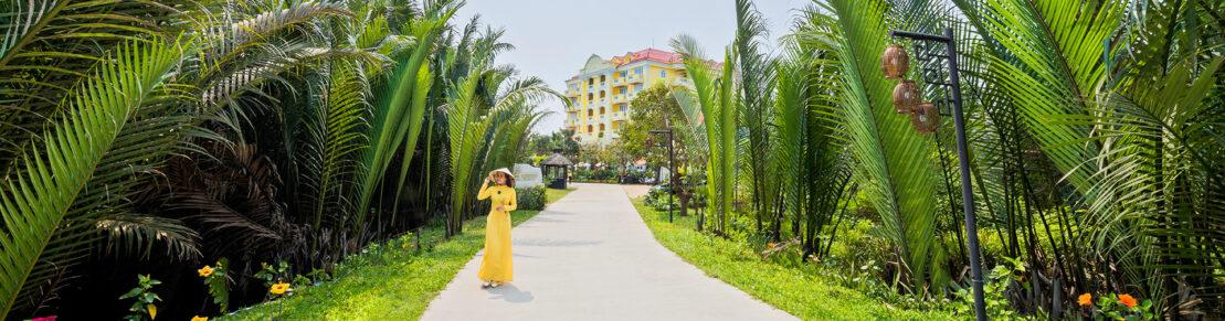 Le pavillon luxury resort spa offer