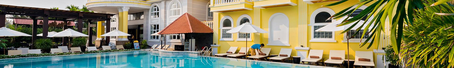 Le Pavillon Luxury Resort & Spa Facilities