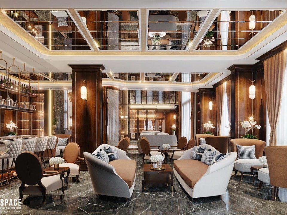 Le Pavillon Luxury Suite