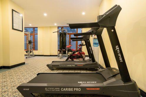 84.Fitness Center