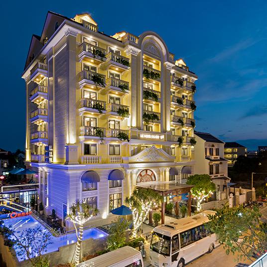Boutique Hotel Spa